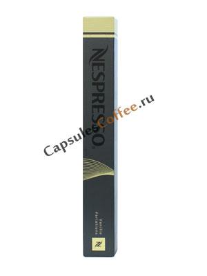 Кофе Nespresso в капсулах Vanilio