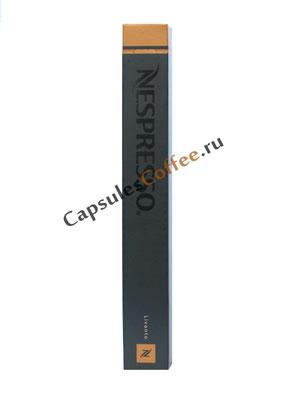 Кофе Nespresso в капсулах Livanto