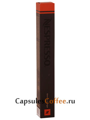 Nespresso Envivo Lungo 10 капсул