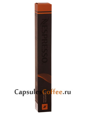 Кофе Nespresso в капсулах Caramelitto