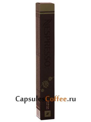 Кофе  Nespresso  в капсулах Indriya from India (10 капсул)