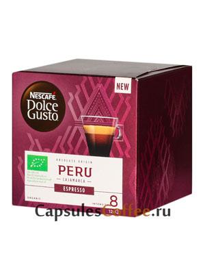 Кофе Dolce Gusto Peru Espresso (Nescafe)