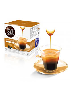 Кофе Dolce Gusto Espresso Caramel (Nescafe)