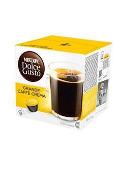 Кофе Dolce Gusto Crema Grande (Nescafe)
