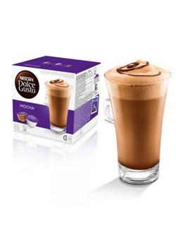 Кофе Dolce Gusto Mocha (Nescafe)
